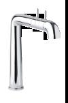 Damixa A-pex kitchen tap in chrome