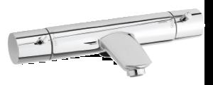 Merkur Thermixa 100 Termostatblandare badkar