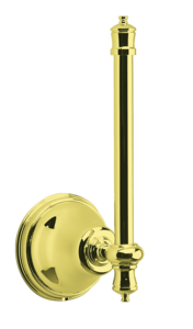 Tradition Spare Toilet Roll Holder (Polished Brass PVD)