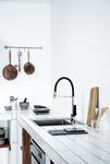 Der Slate Pro passt perfekt in die moderne Küche