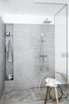 Award winning Damixa Pine shower system in chrome