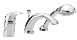 Jupiter 3-Hole Bath Shower Mixer