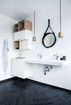 Bild av dansk designet ettgreppsblandare