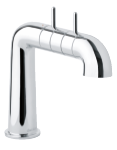 A-pex badeværelses armatur i krom