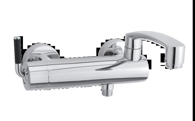 Badkars- och duschblandare