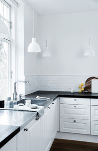Silhouet Kitchen Mixer with Dishwasher Shut off valve