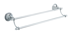 Tradition Twin Towel Rail