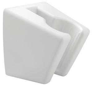 Akcesoria prysznicowe Uchwyt punktowy (Biały matowy)
